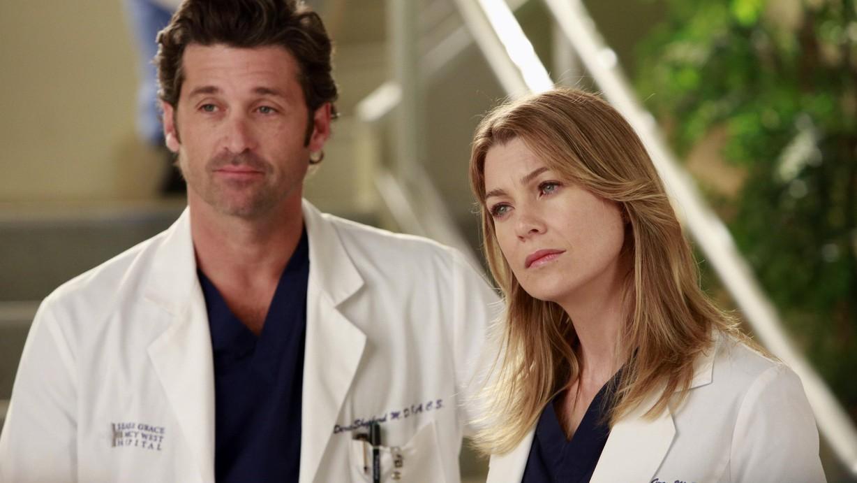 Watch Grey\'s Anatomy Season 9 Episode 08 Love Turns You Upside Down ...