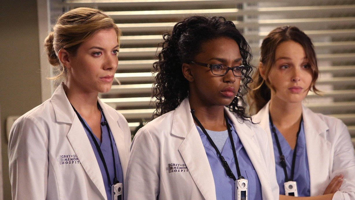 Watch Grey\'s Anatomy Season 10 Episode 02 I Want You With Me Online