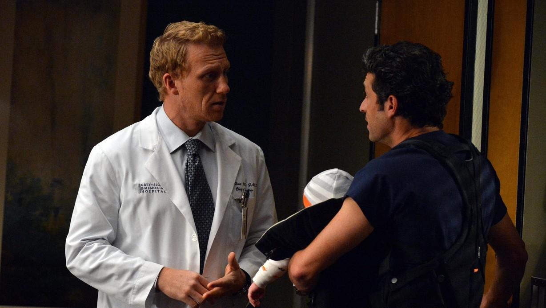 Watch Grey\'s Anatomy Season 10 Episode 12 Get Up, Stand Up Online