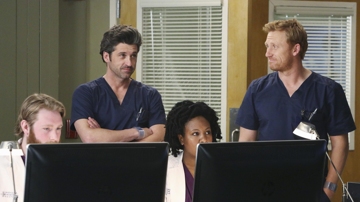 Watch Grey\'s Anatomy Season 10 Episode 17 Do You Know? Online