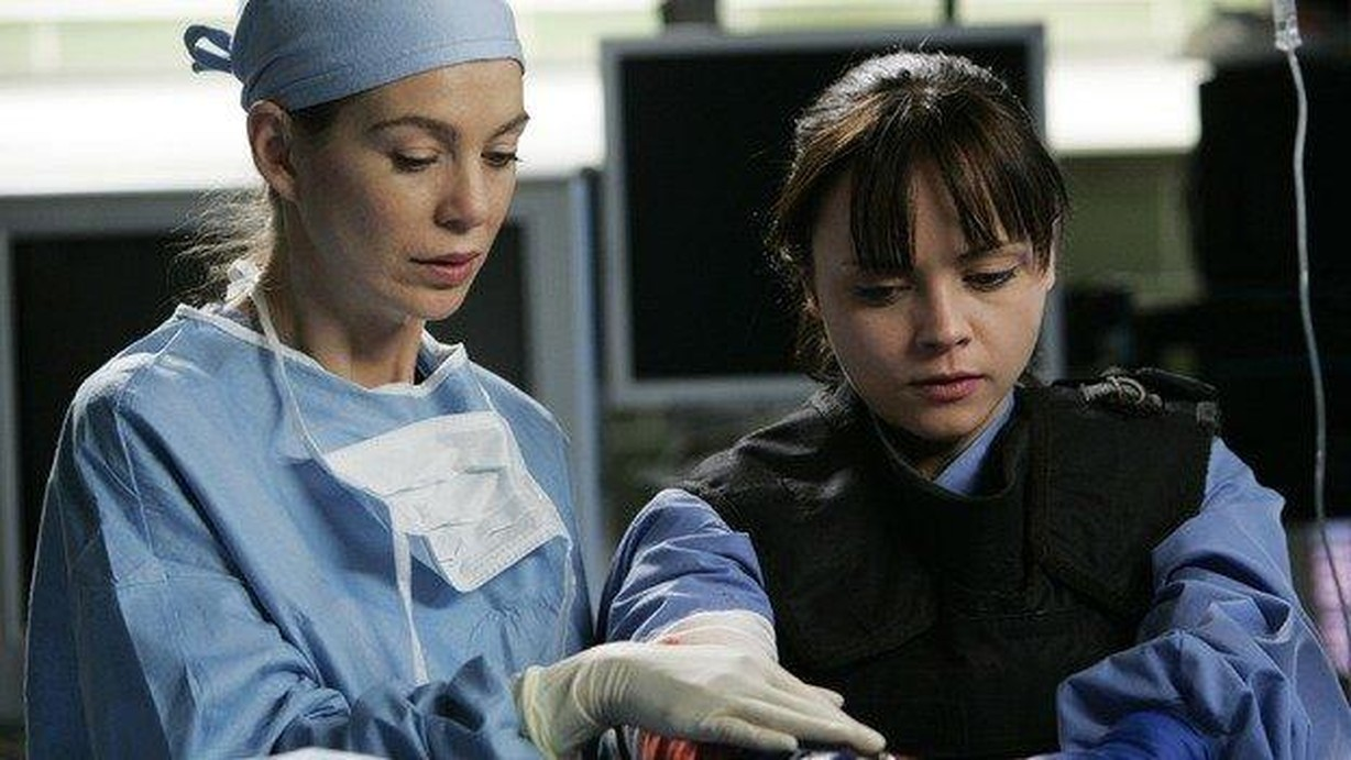 Watch Grey\'s Anatomy Season 2 Episode 16 It\'s the End of the World ...
