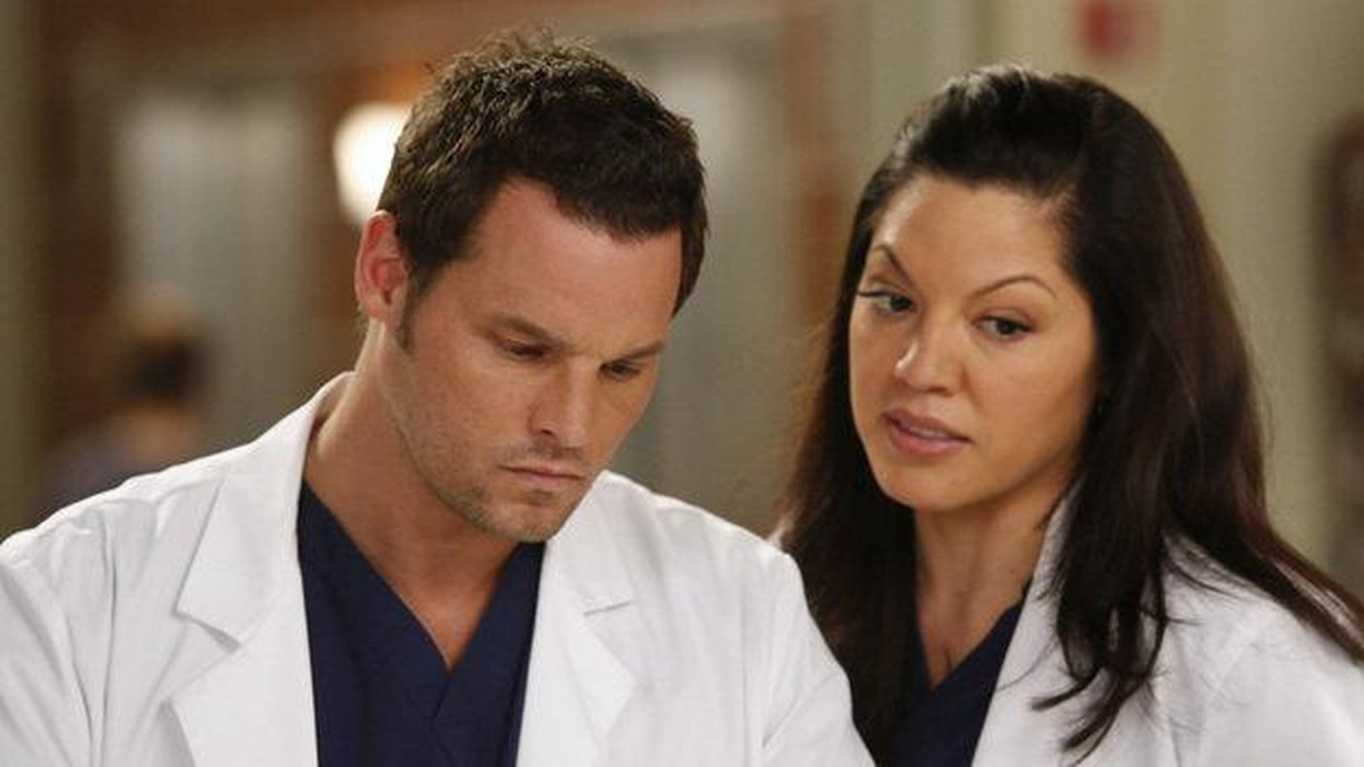 Watch Grey\'s Anatomy Season 9 Episode 07 I Was Made for Lovin\' You ...