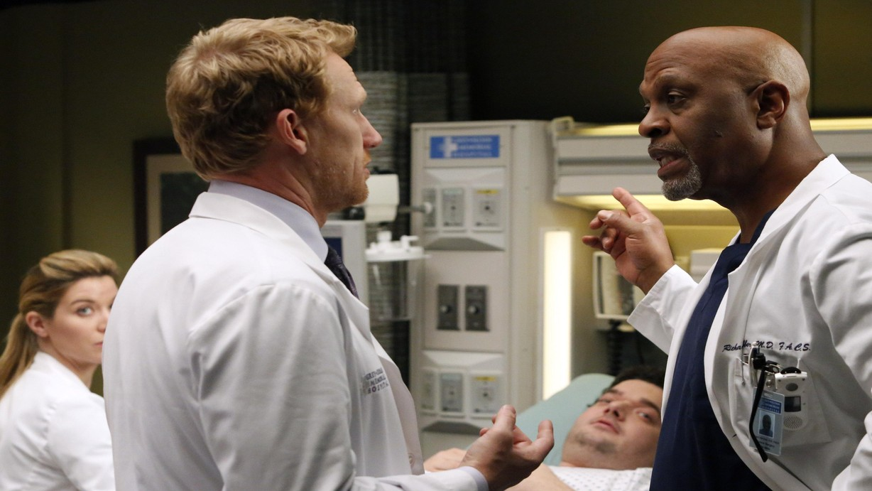 Watch Grey\'s Anatomy Season 10 Episode 16 We Gotta Get Out Of This ...