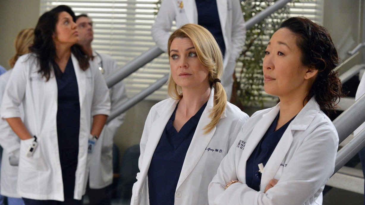 Watch Grey\'s Anatomy Season 10 Episode 14 You\'ve Got to Hide Your ...
