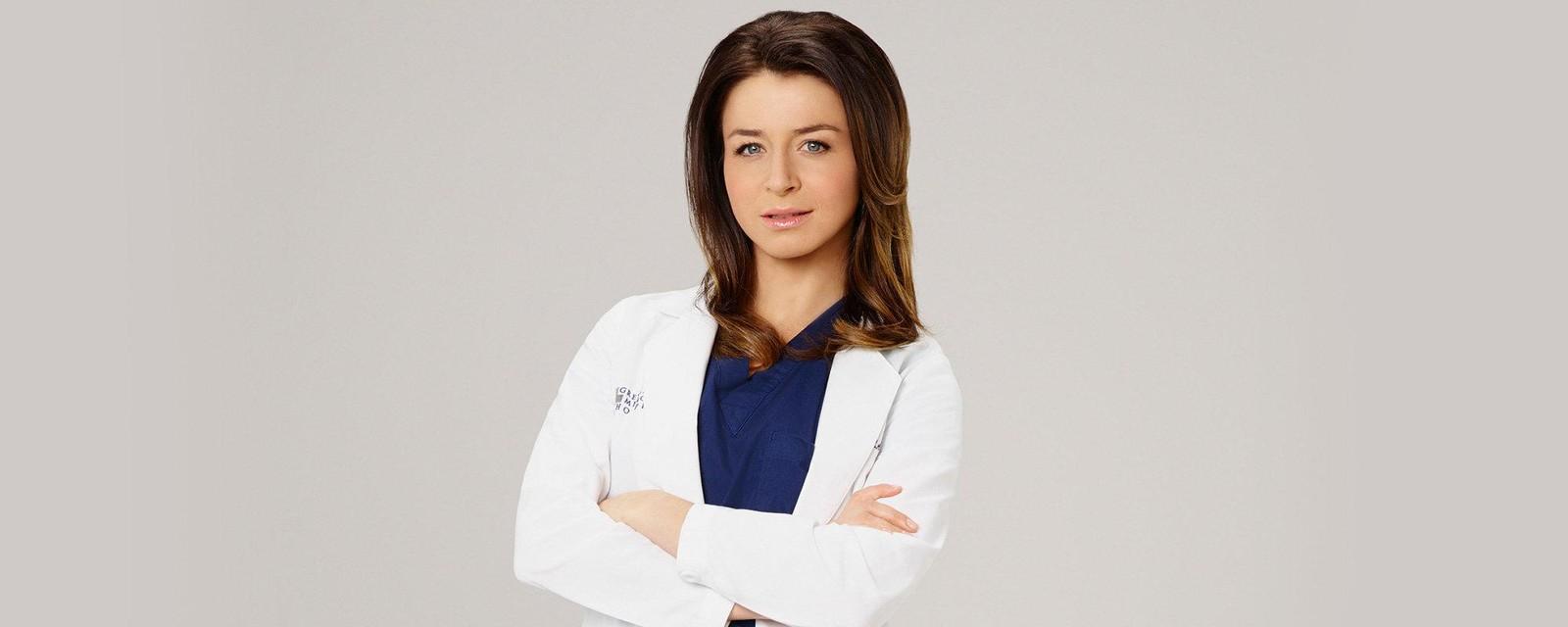 Caterina Scorsone as Amelia Shepherd | Grey\'s Anatomy