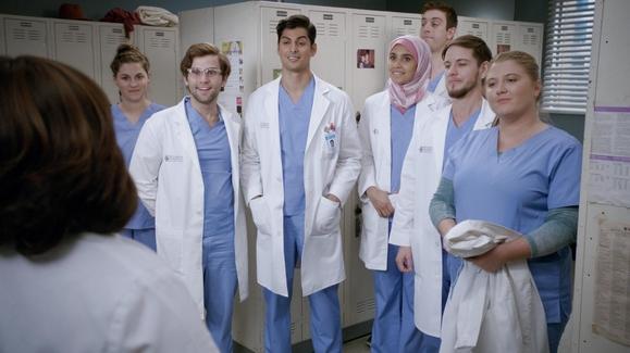Watch Greys Anatomy B Team Season 1 Episode 01 Episode One Online