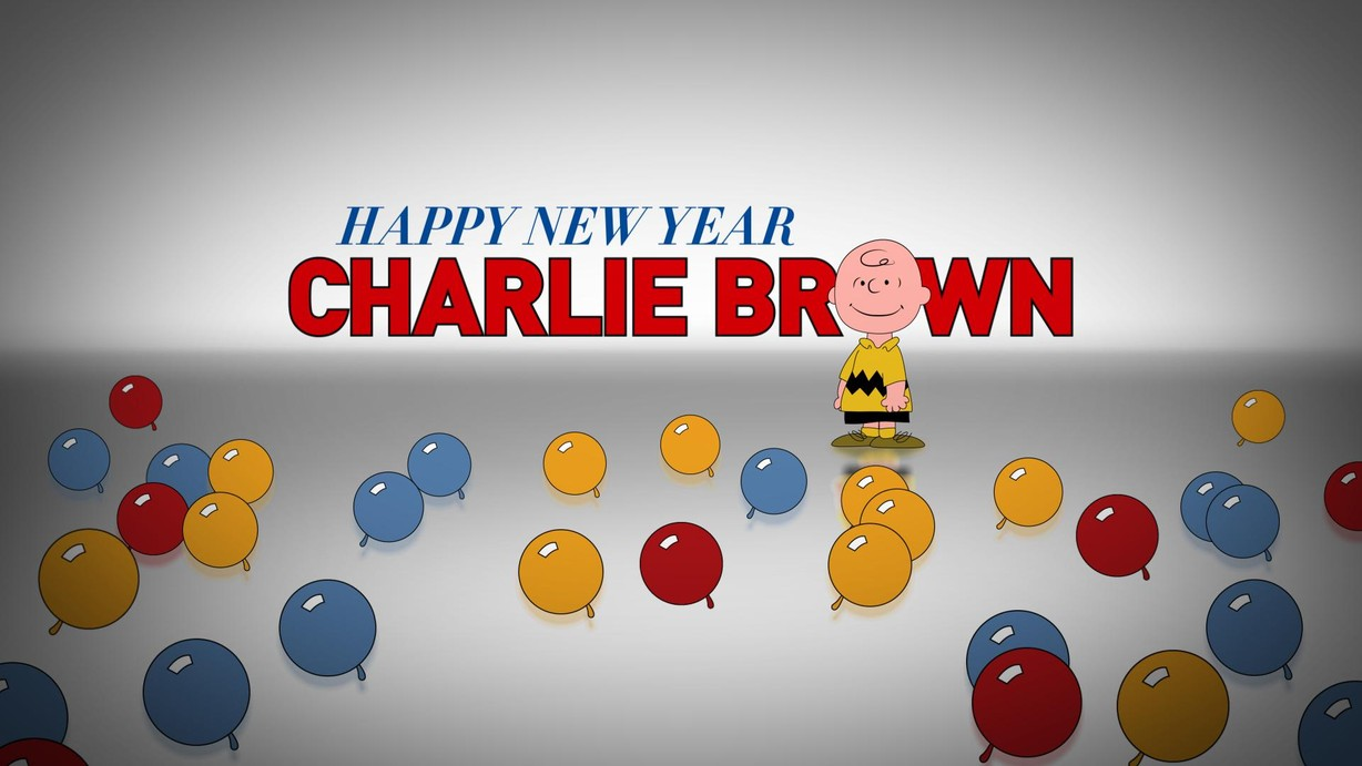 Happy New Year Charlie Brown Abc Com