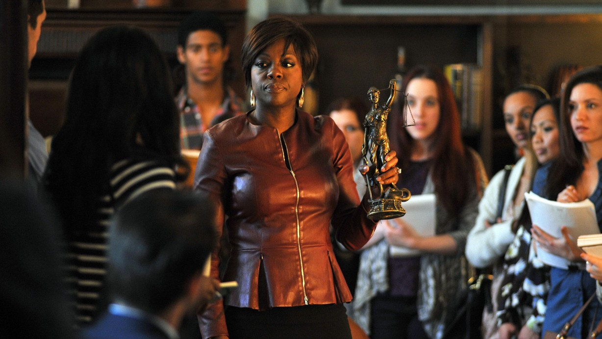 How To Get Away With Murder: Series Premiere: Pilot  Watch Season 1  Episode 01
