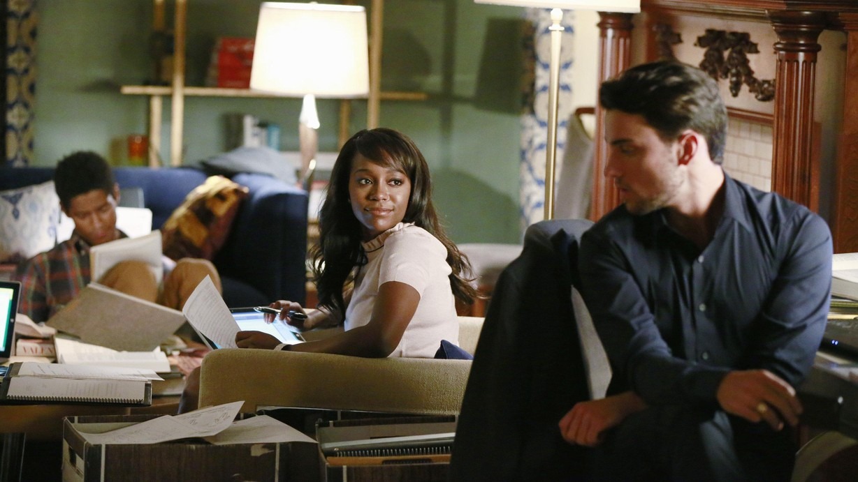 How To Get Away With Murder: It's All Her Fault  Watch Season 1 Episode 02