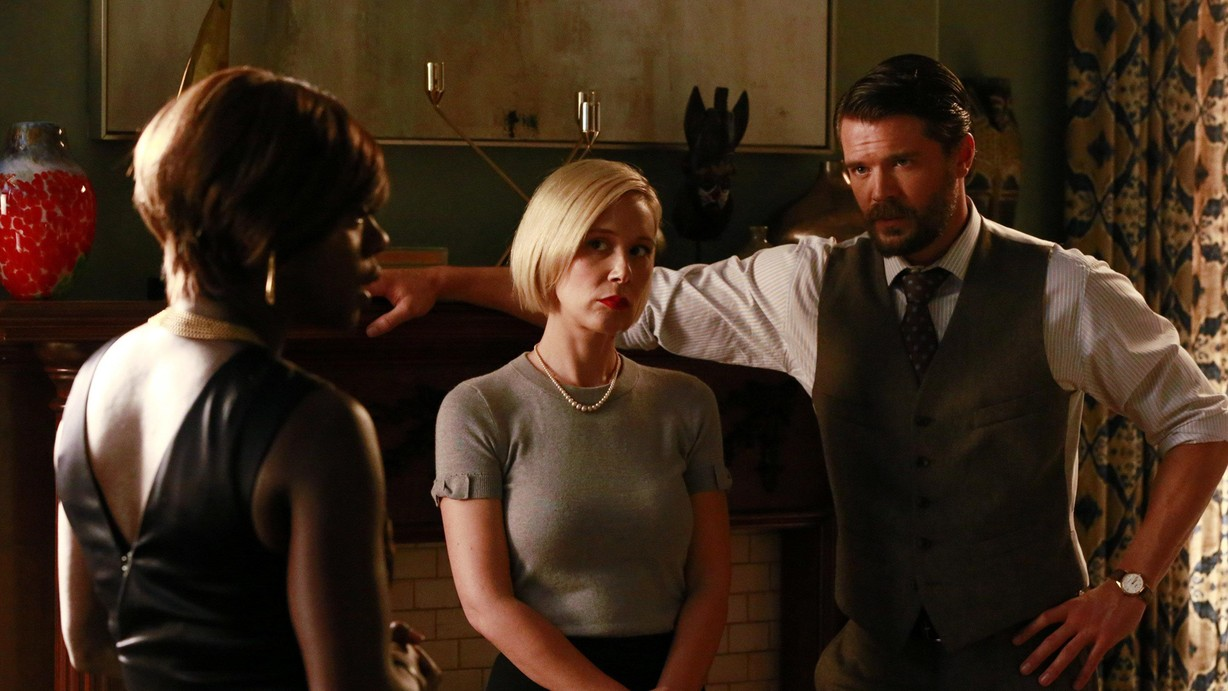 How To Get Away With Murder: We're Not Friends  Watch Season 1 Episode 05