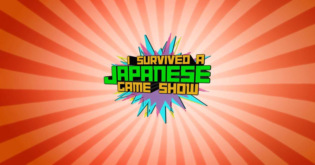 Watch I Survived A Japanese Game Show Tv Show - Abccom-3813