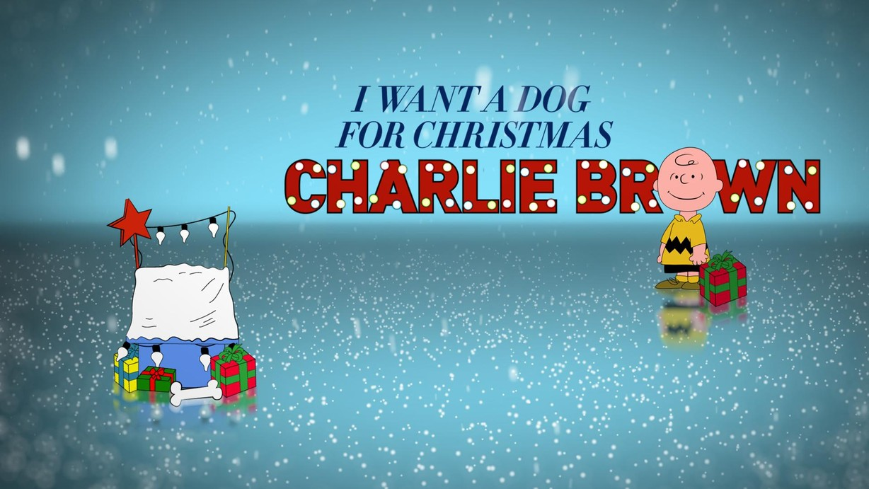 I Want a Dog for Christmas, Charlie Brown! - ABC.com