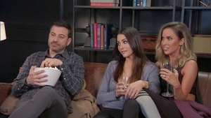 Clip Bachelor Watch Party With Jimmy Kimmel Andi Dorfman And Kaitlyn Bristowe