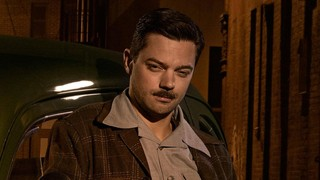 Dominic Cooper as Howard Stark | Marvel's Agent Carter