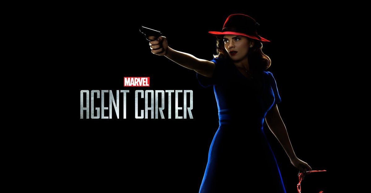 Watch Marvel's Agent Carter TV Show