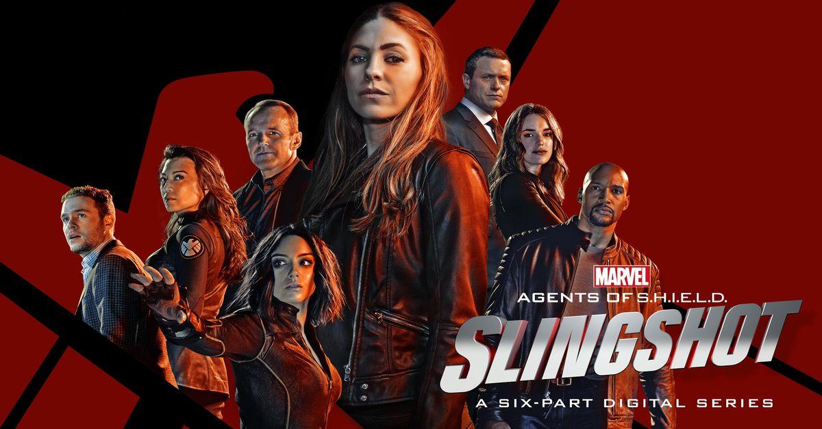 Marvel's Agents of S H I E L D : Slingshot Full Episodes   Watch