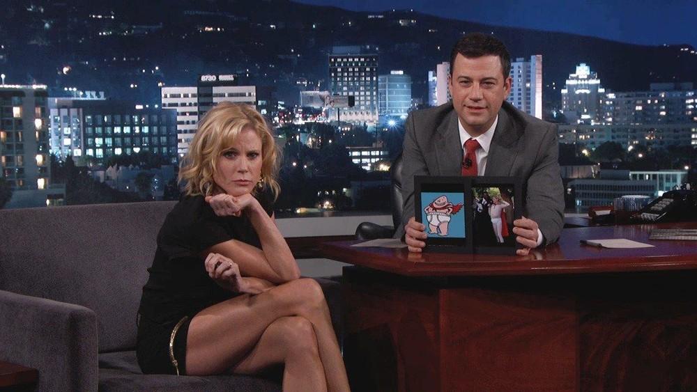 Kimmel Interview Julie Bowen On Her Unsexy Halloween -4576