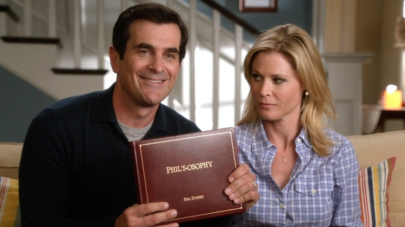 Phil Dunphy Quotes | Watch Phil S Osophy Book Quotes By Phil Dunphy Video Modern Family