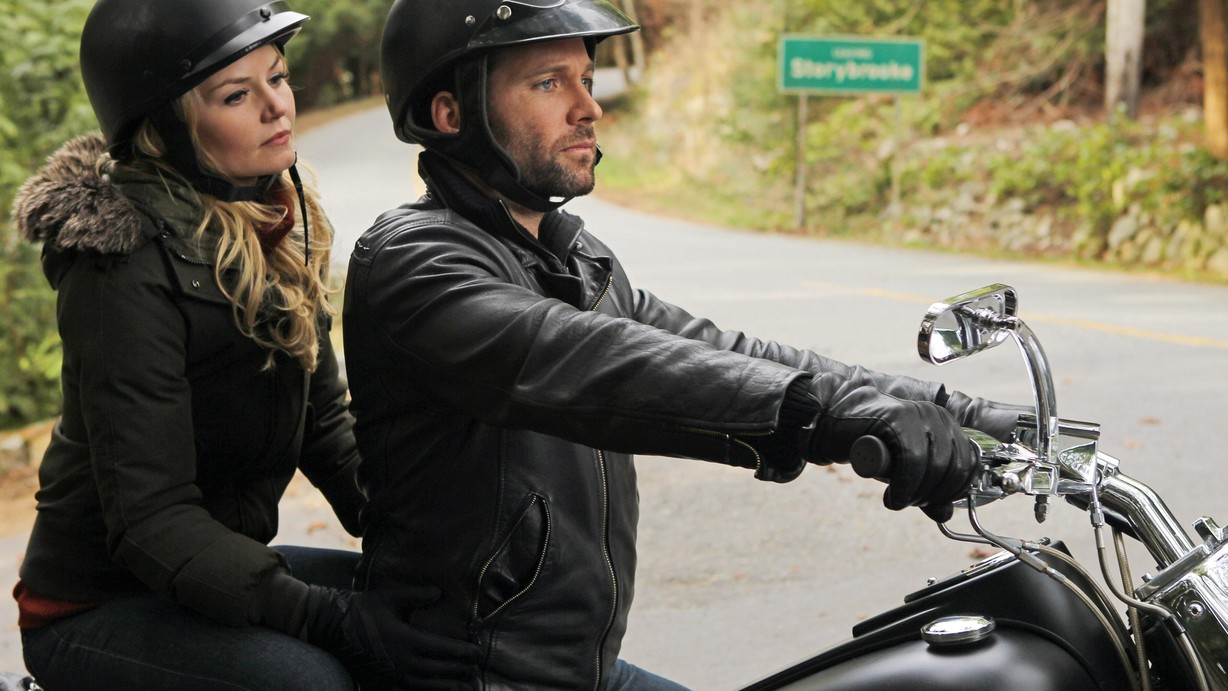 Watch Once Upon A Time Season 1 Episode 20 The Stranger Online