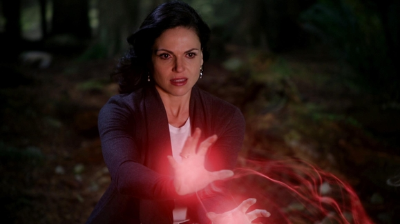 Once Upon A Time | Regina and Emma Fight the Ice Warrior