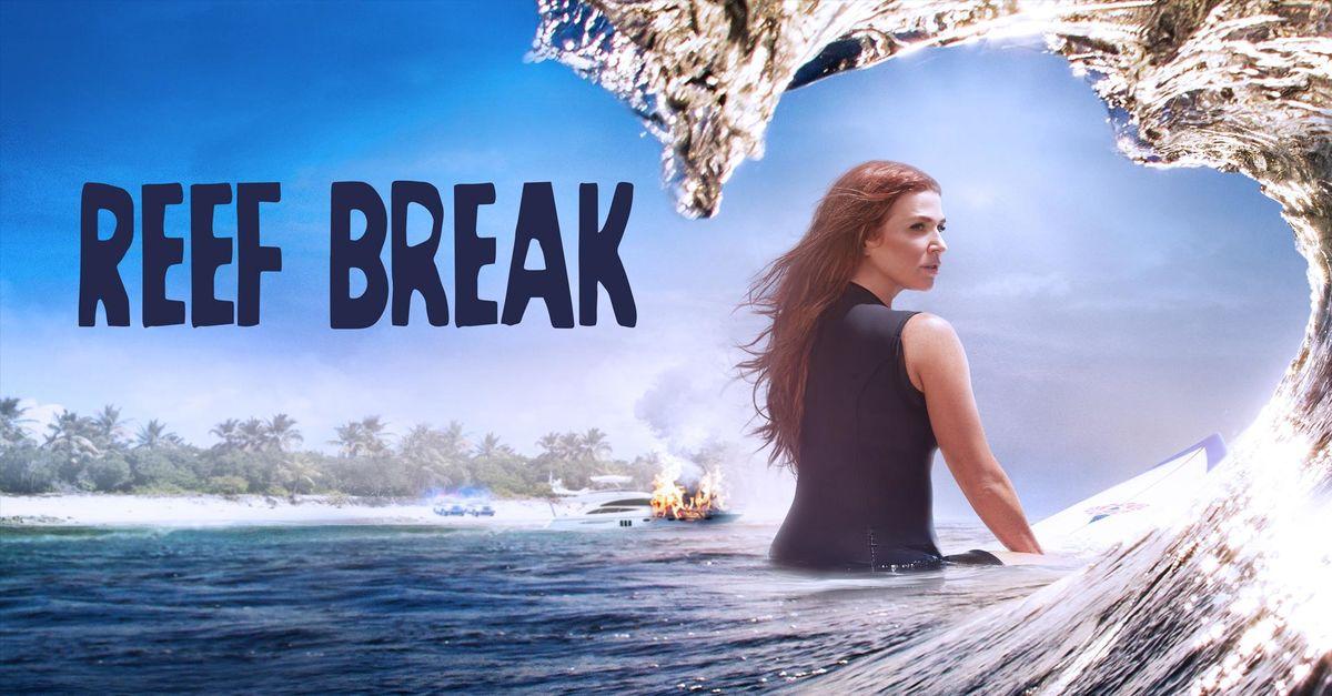 Reef Break Schauspieler