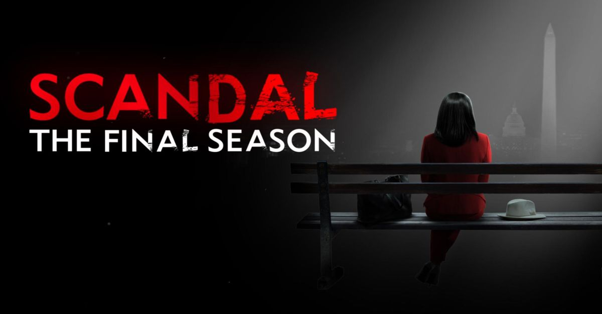 Scandal Full Episodes Watch Season 7 Online Abccom