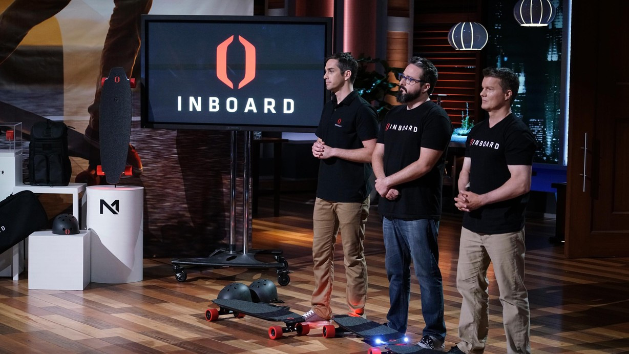 Inboard Shark Tank >> Watch Shark Tank Season 8 Episode 10 Episode 10 Online
