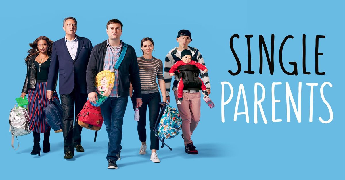 Image result for single parents tv show
