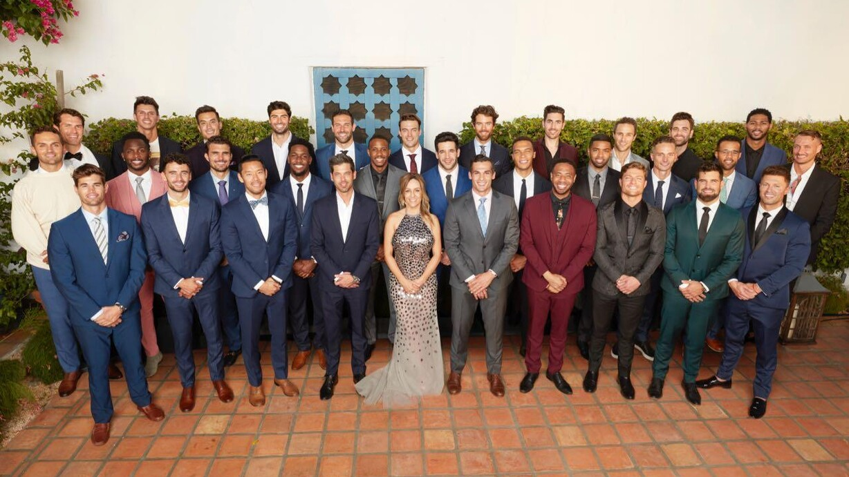 Bachelorette Cast