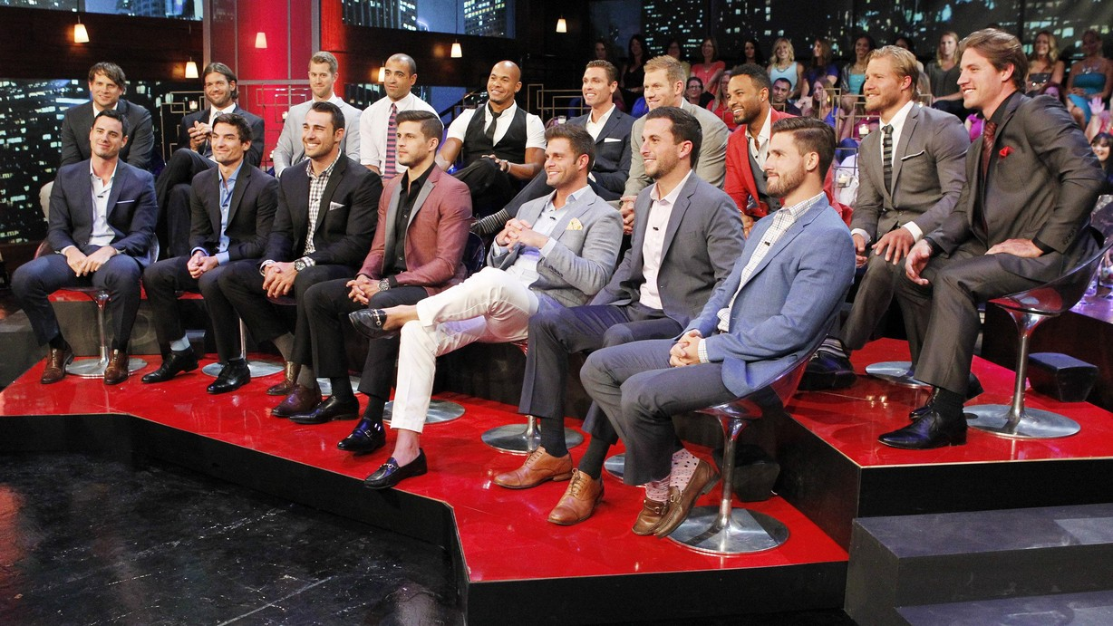 The Bachelorette Men Tell All
