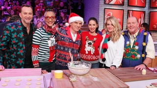 The Chew 6th Annual Ugly Sweater Party Watch Full Episode 12122016