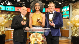 The chew contest 2018