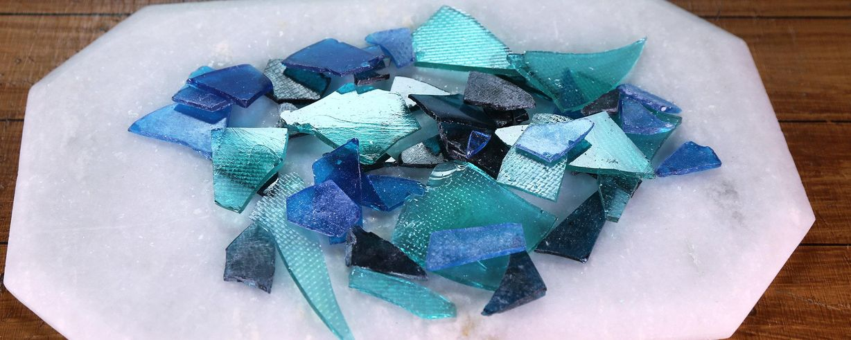 sea glass candy recipe the chew abccom - How To Make Sea Glass