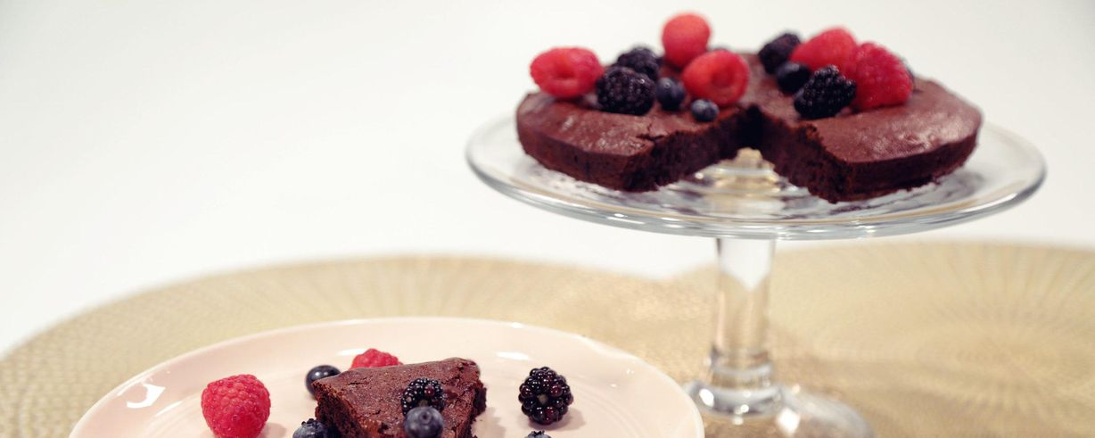 Flourless Chocolate Cake From The Chew