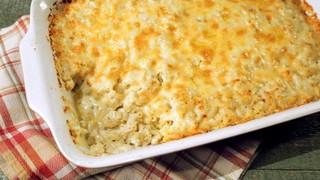 white cheddar mac n cheese recipe the chew abc com