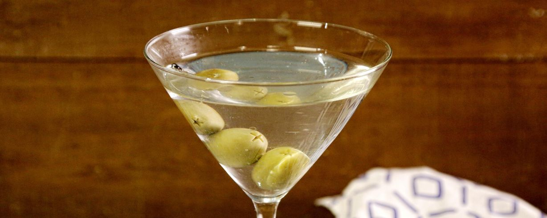 dad 39 s dirty martini recipe the chew. Black Bedroom Furniture Sets. Home Design Ideas