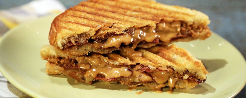 The Chew | Peanut Butter Banana Bacon Sandwich