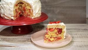 The Chew Cassata Cake Recipe