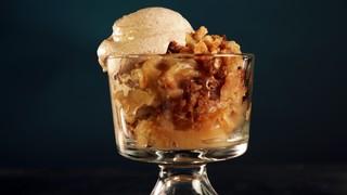Candied Ginger Apple Crisp Recipe | The Chew - ABC.com