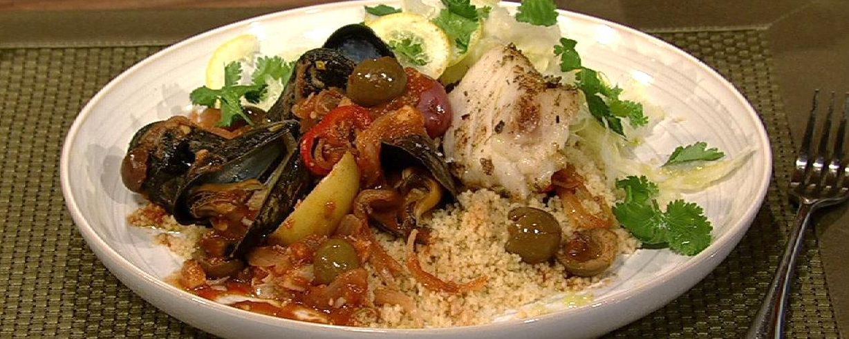 Jamie olivers seriously good tajine recipe the chew abc forumfinder Images