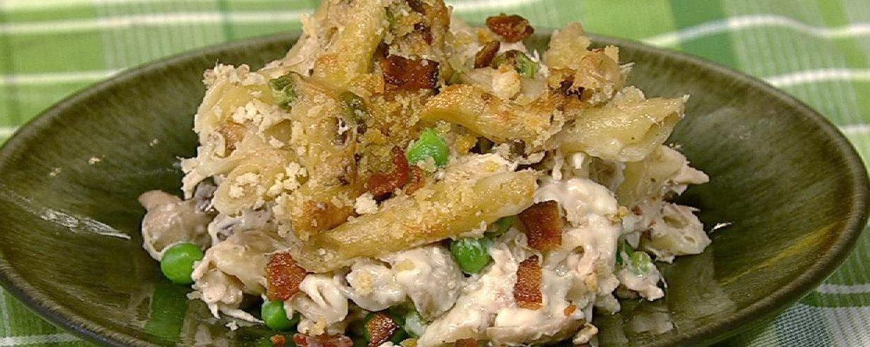 Ree Drummonds Chicken Tetrazzini Recipe The Chew Abc