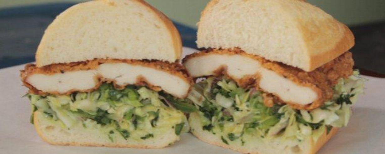 The Chew | Buttermilk Fried Chicken Sandwich