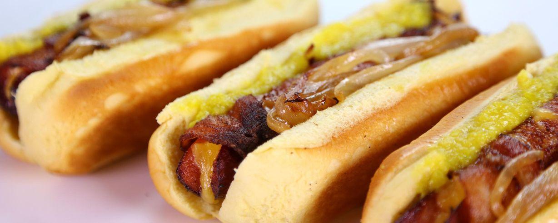pan fried hot dog recipes