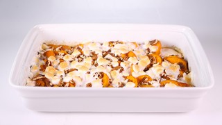 Candied Sweet Potatoes With Pecans Recipe The Chew Abccom