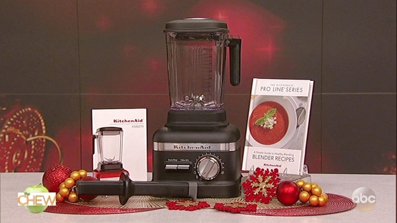 what kind of blender is used on the chew