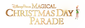 Disney Parks Magical Christmas Day Parade