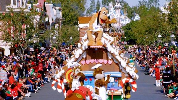 Watch Disney Parks Magical Christmas Day Parade Season 35 Episode 01 Disney Parks Magical ...