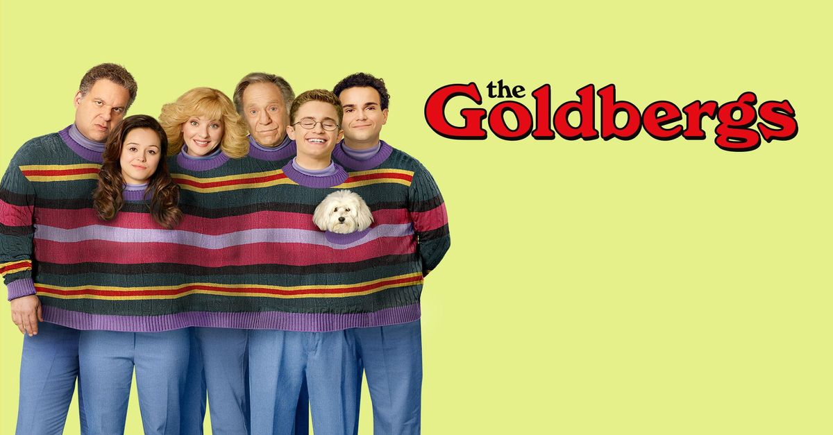 The Goldbergs Full Episodes | Watch Season 6 Online - ABC com