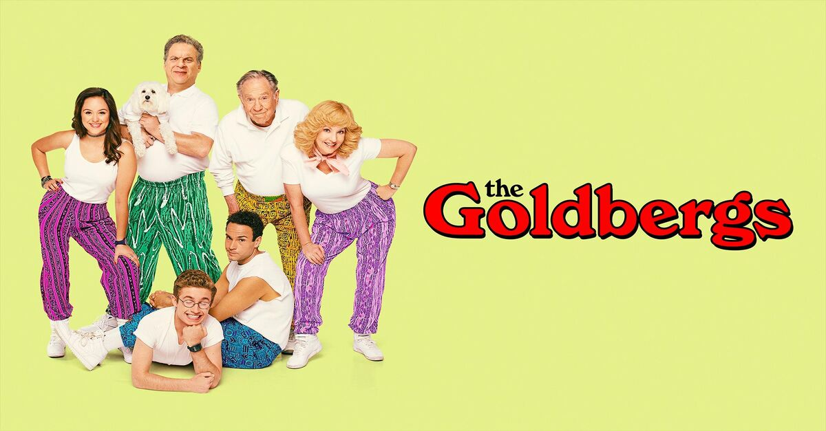 Watch The Goldbergs TV Show - ABC.com