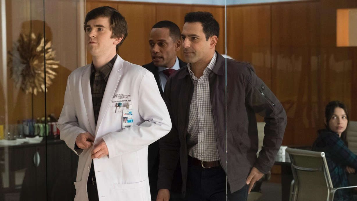 View The Good Doctor Season 1 Episode 2 PNG